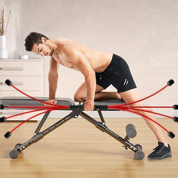 飞力士 多功能训练弹力棒健身震颤棒